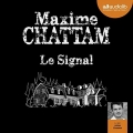 Couverture Le Signal Editions Audiolib 2019