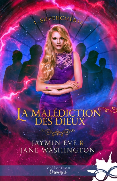 Couverture La malédiction des dieux, tome 1 : Supercherie