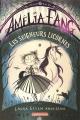 Couverture Amélia Fang et les seigneurs licornes Editions Casterman 2019