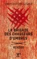 Couverture La Brigade des chasseurs d'ombres : Wendigo Editions Sarbacane (Exprim') 2019