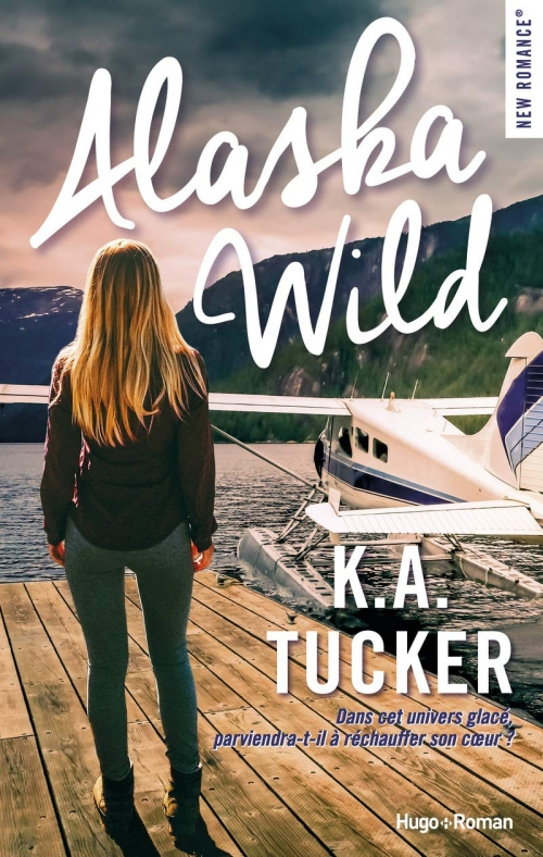 Couverture Alaska wild