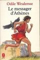 Couverture Le Messager d'Athènes Editions Le Livre de Poche (Jeunesse) 1994