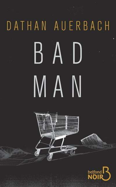 Couverture Bad Man