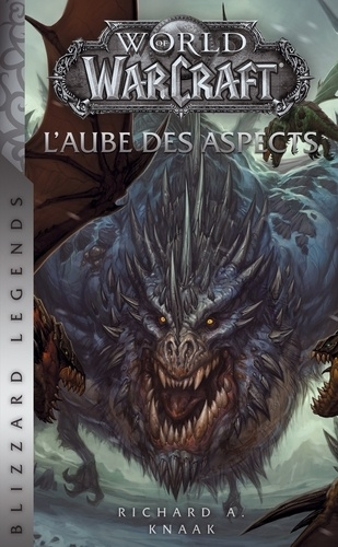 Couverture World of Warcraft : L'Aube des Aspects