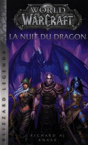 Couverture World of Warcraft : La Nuit du Dragon