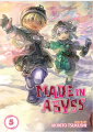 Couverture Made in Abyss, tome 5 Editions Seven Seas Entertainment 2019