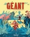 Couverture Géant Et Le Fâcheux Rendez-Vous Editions Les aventuriers de l'étrange 2019