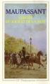 Couverture Contes du jour et de la nuit Editions Flammarion (GF) 2001