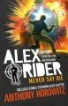 Couverture Alex Rider, tome 11 : Never say die Editions Walker Books 2018