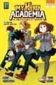 Couverture My Hero Academia : Les dossiers secrets de UA, tome 01 : Journée portes ouvertes Editions Ki-oon (Roman) 2019