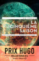 Couverture Les Livres de la terre fracturée, tome 1 : La Cinquième Saison Editions J'ai Lu 2017
