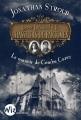 Couverture Lockwood & co., tome 1 : L'escalier hurleur / Agence Lockwood & Co : Chasseurs de fantômes, tome 1 : Le manoir de Côme Carey Editions Albin Michel (Jeunesse - Wiz) 2019