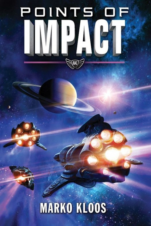 Couverture Frontlines, book 6: Points of Impact