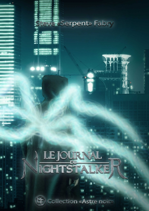 Couverture Le journal du Nightstalker, tome 2