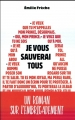 Couverture Je vous sauverai tous Editions de Noyelles 2017