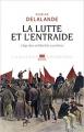 Couverture La lutte et l'entraide Editions Seuil (L'univers historique) 2019
