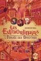 Couverture Les Extraordinaires, tome 3 : L'armée des spectres Editions Albin Michel (Jeunesse - Wiz) 2019