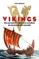 Couverture Vikings : Des premiers raids à la création du duché de Normandie Editions Ouest-France 2016