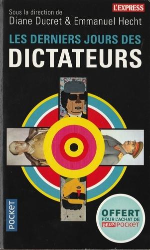 Couverture Les derniers jours des dictateurs