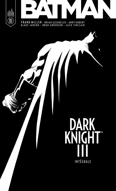 Couverture Batman : Dark Knight III