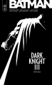 Couverture Batman : Dark Knight III Editions Urban Comics (DC Black Label) 2019