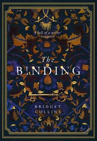 Couverture The Binding