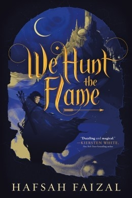 Couverture Sands of Arawiya, book 1: We Hunt the Flame