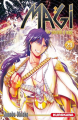 Couverture Magi : The Labyrinth of Magic, tome 29 Editions Kurokawa (Shônen) 2018