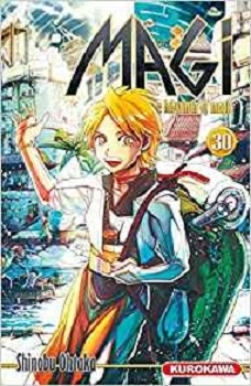 Couverture Magi : The Labyrinth of Magic, tome 30