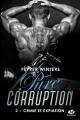 Couverture Pure Corruption, tome 2 : Crime et expiation Editions Milady (New Adult) 2019
