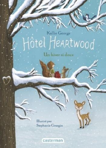 Couverture Hôtel Heartwood, tome 2 : Un hiver si doux