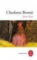 Couverture Jane Eyre Editions Le Livre de Poche (Classiques) 2018