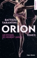 Couverture Orion, tome 2 : Les étoiles ne meurent jamais Editions Hugo & cie (New romance) 2019