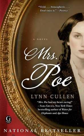 Couverture Mrs. Poe
