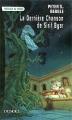 Couverture La dernière chanson de Sirit Byar Editions Denoël (Présence du futur) 2000