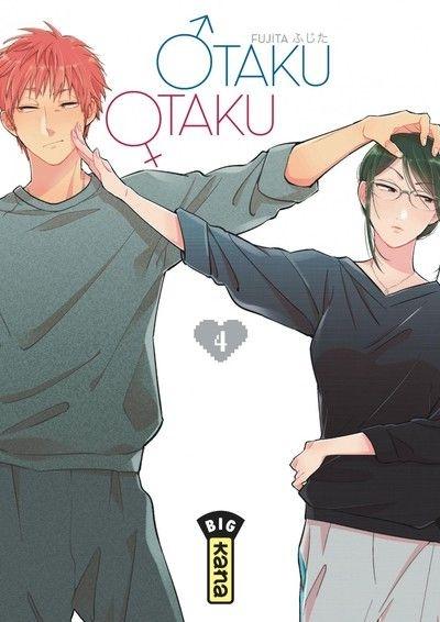 Couverture Otaku Otaku, tome 4