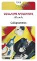 Couverture Alcools suivis de Calligrammes / Alcools, Calligrammes Editions Pocket (Classiques) 2018