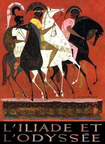 Couverture Iliade, Odyssée / L'Iliade et l'Odyssée