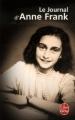 Couverture Le Journal d'Anne Frank / Journal / Journal d'Anne Frank Editions Le Livre de Poche 2009
