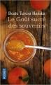 Couverture Le goût sucré des souvenirs Editions Pocket 2019