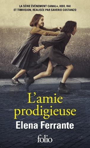Couverture L'Amie prodigieuse, tome 1