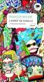 Couverture L'esprit de famille : 77 positions libanaises Editions Elyzad 2018