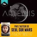 Couverture Artemis Editions Audible studios 2018