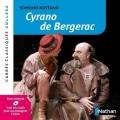 Couverture Cyrano de Bergerac Editions Nathan (Carrés classiques) 2018