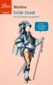 Couverture Dom Juan Editions Librio (Théâtre) 2015