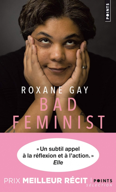 Couverture Bad feminist