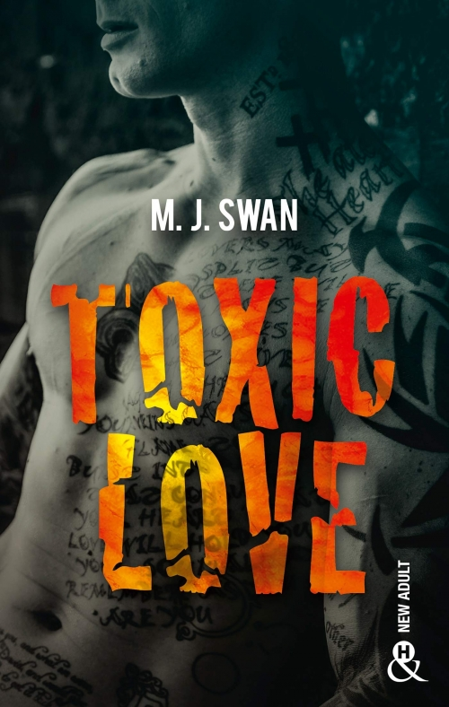 Couverture Toxic Love