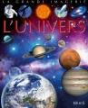 Couverture L'univers Editions Fleurus 2017