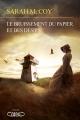 Couverture Le bruissement du papier et des désirs Editions Michel Lafon 2019