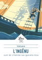 Couverture L'ingénu  Editions Librio 2018